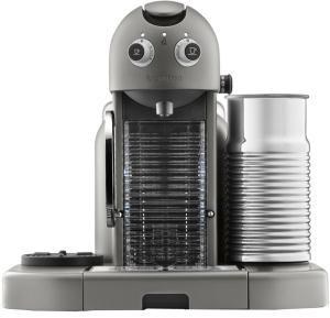 Cafetera Nespresso maestría plateada