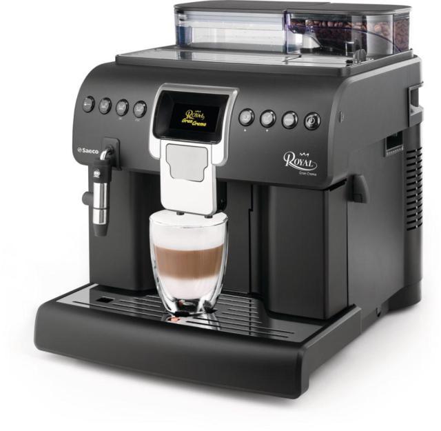 Cafetera Saeco royal