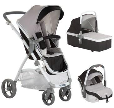 Be Cool Slide, Joie Chrome y otros cochecitos de bebé