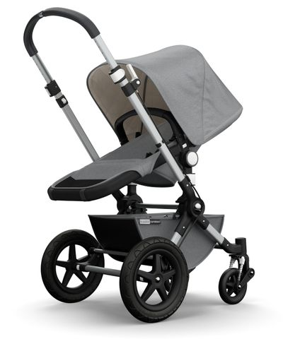 Bugaboo Cameleon 3: el rey de los cochecitos