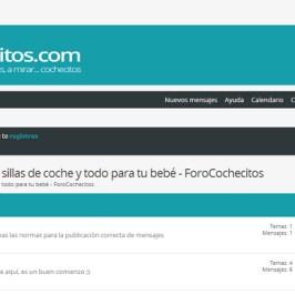 Forocochecitos.com, otra ayuda para futuros papás