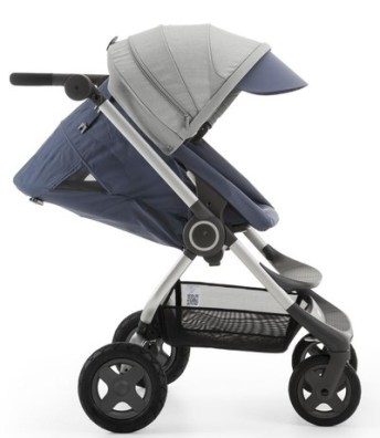 Stokke scoot inclinado
