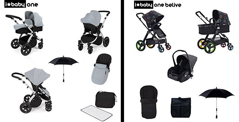 ibaby one belive vs ibaby one