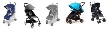 Mejores sillas de paseo 2018. Actualizamos nuestra clasificación.
