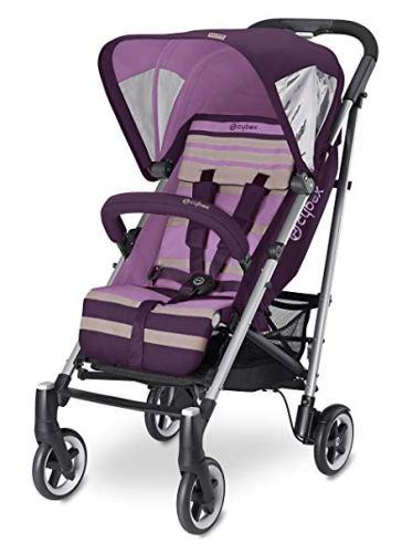 Cybex Callisto: silla de calidad y muy completa
