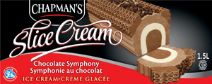 Chapman's Ice Cream Log