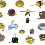 Capacitor running motor