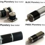 Planet Gear Motorer