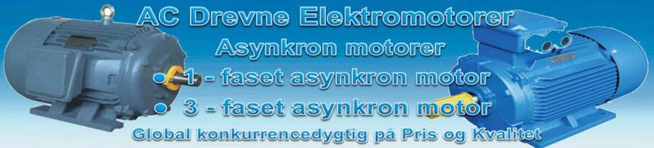 Asynkron elektro motorer 1