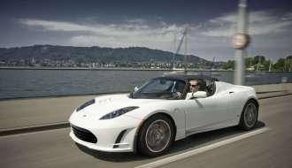 Tesla Elektro-Roadster (Bild: Tesla Motors)