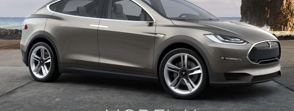 Tesla Model X - Elektro SUV