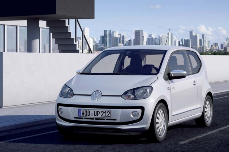 Elektroauto VW Up!