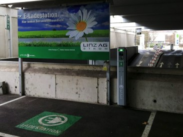 Ladestation WIFI Linz