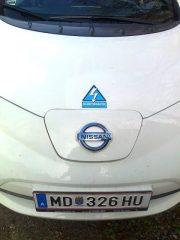 """Nissan Leaf - """"Achtung ansteckend!"""""""