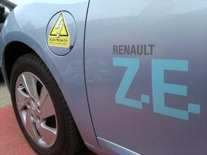 Renault Gerlach Fluence Z.E.