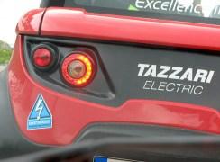 Tazzari auf der Wave 2013 (Die größte Elektroauto-Ralley der Welt: www.wavetrophy.com)