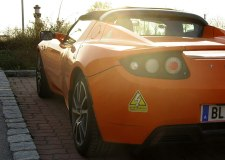 Tesla Roadster von Manfred Hillinger www.teslafahren.at