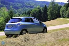 Renault ZOE energy-blue