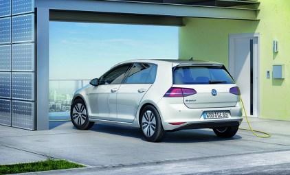VW e-Golf Foto: Volkswagen Österreich/Porsche Inter Auto