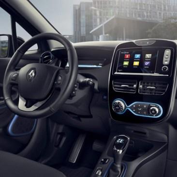Der Innenraum des neuen Renault ZOE Z.E. 40 Foto: Renault Österreich