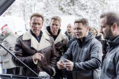 Kreisel Electric G-Klasse Schwarzenegger 07