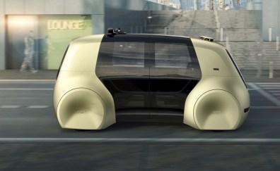 SEDRIC ? Individuelle Mobilität auf Knopfdruck: einfach, komfortabel, sicher und nachhaltig.