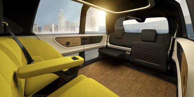 SEDRIC ? Großzügiger Innenraum mit Lounge-Atmosphäre trotz kompakter Außenabmessungen.