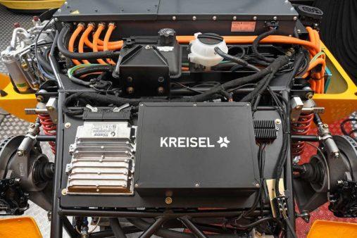 Kreisel EVEX 910e - Kreisel-Technik Copyright EVEX Fahrzeugbau GmbH