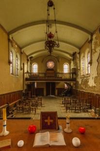 Chapelle d' égérie