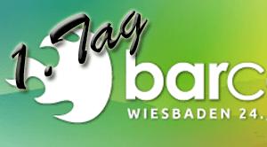 Barcamp Rhein-Main – Tag 1 (#bcrm12)