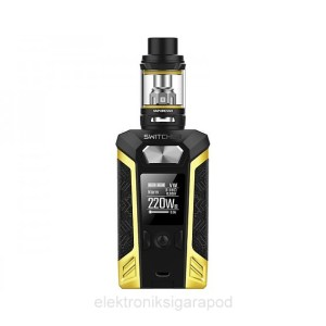 Vaporesso Switcher 220W Kit Sarı Renk