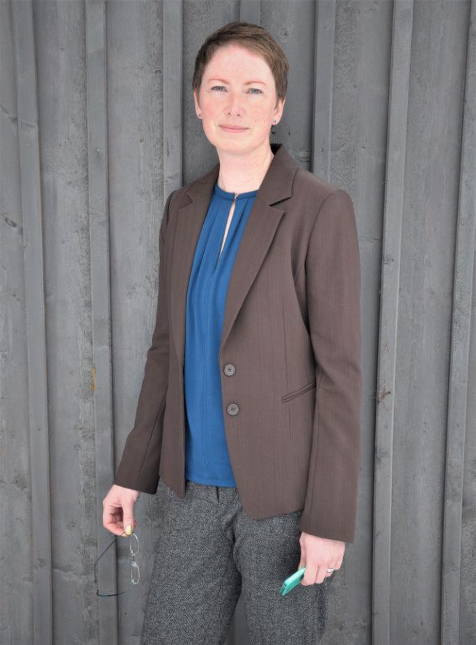 Jessica Pietsch, teamleader på TellusTalk berättar om oss