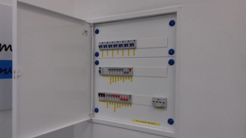 Generální rekonstrukce elektroinstalace – oční ambulance