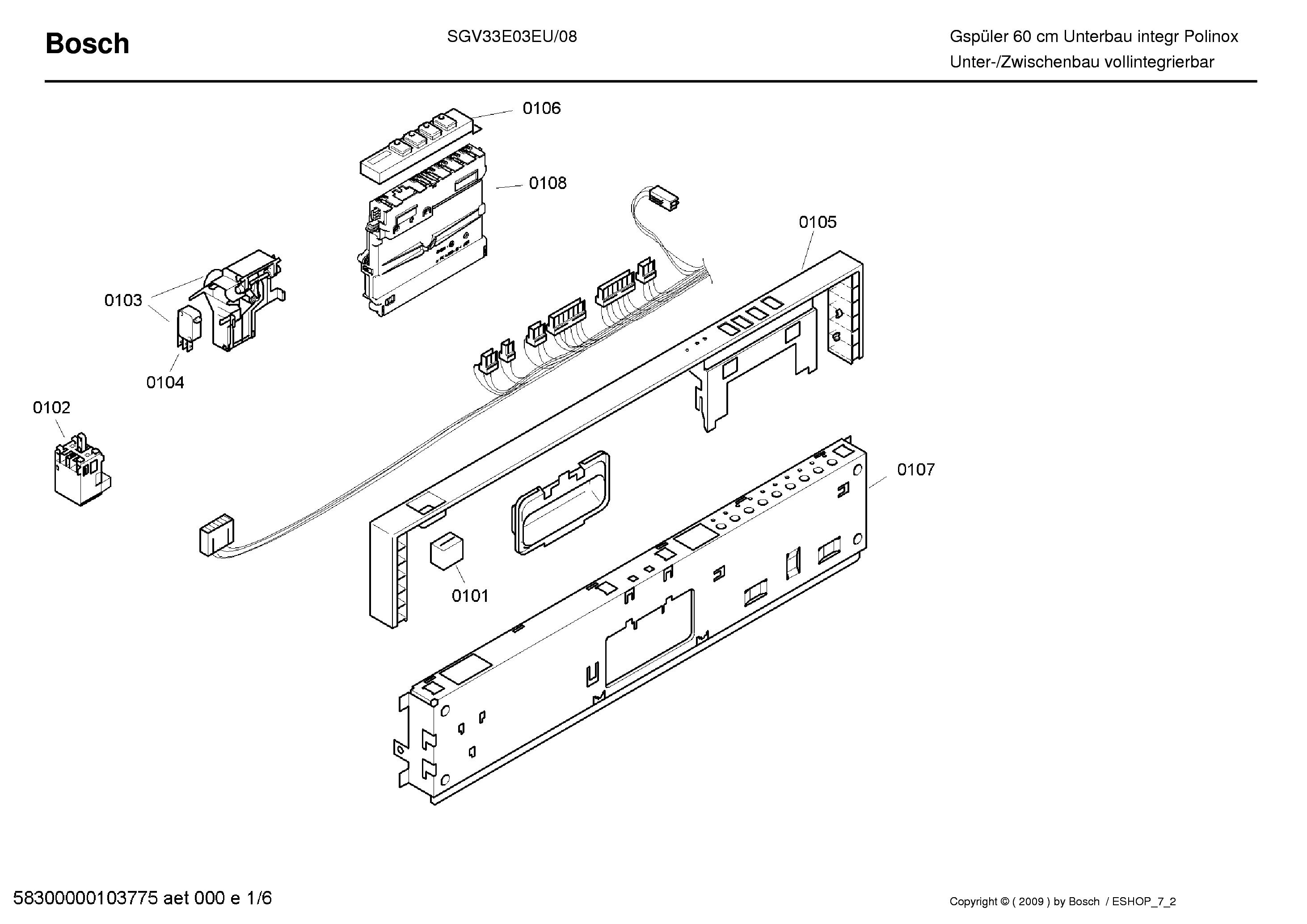 Wrg Bosch Dishwasher Repair Manual Download Free