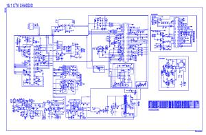 BEKO CHASSIS 161 CIRCUIT DIAGRAM ZA4820 SCH Service