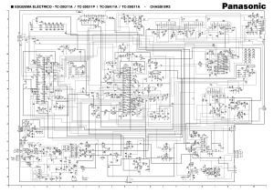 PANASONIC BR2 CHASSIS TC20G11A TV D Service Manual