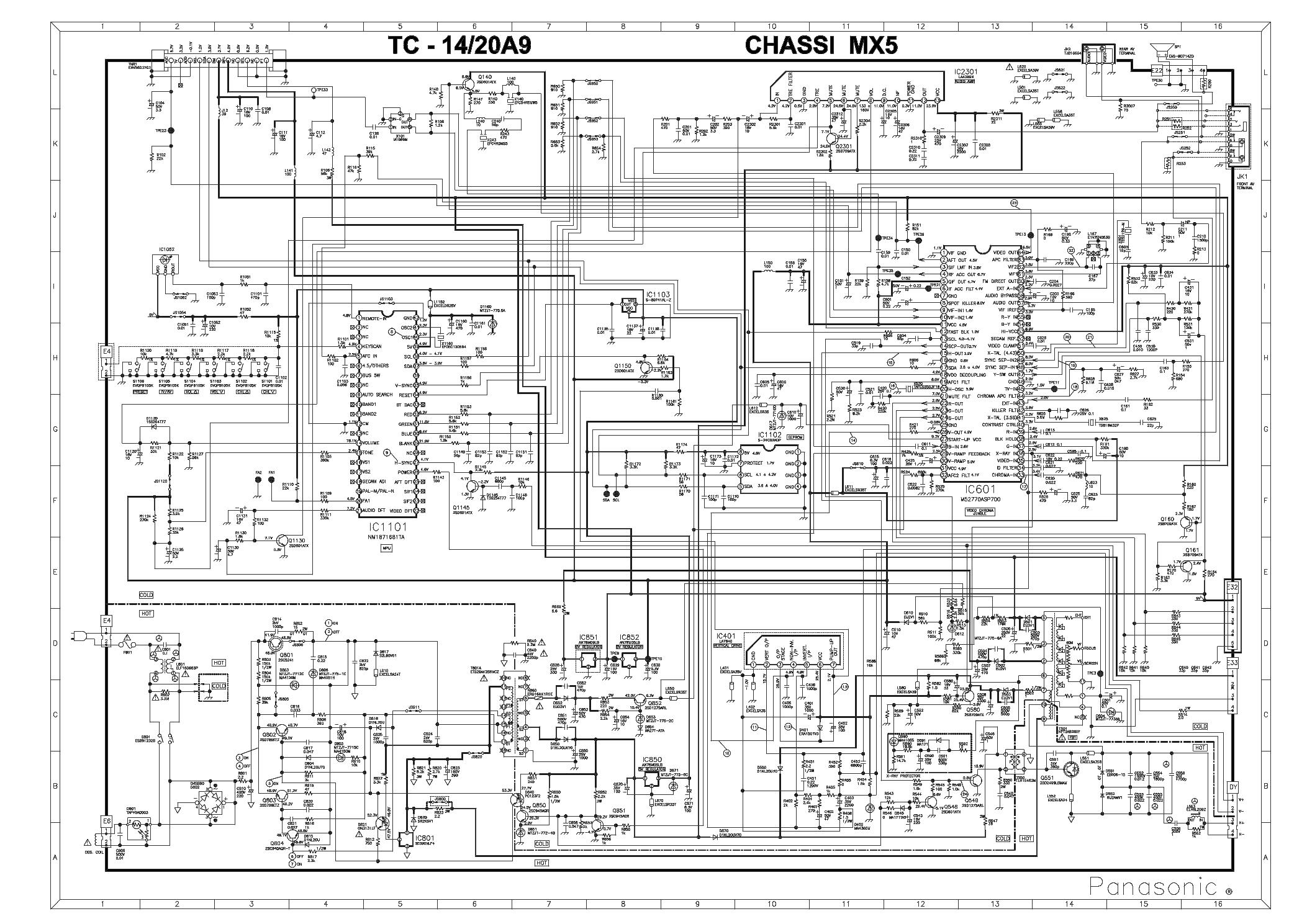 Panasonic Viera Manual Tbm2ax