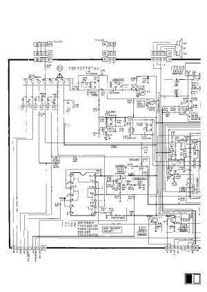 PANASONIC TV TC21L1R Service Manual download, schematics