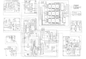 SONY KVFX29TD Service Manual download, schematics, eeprom
