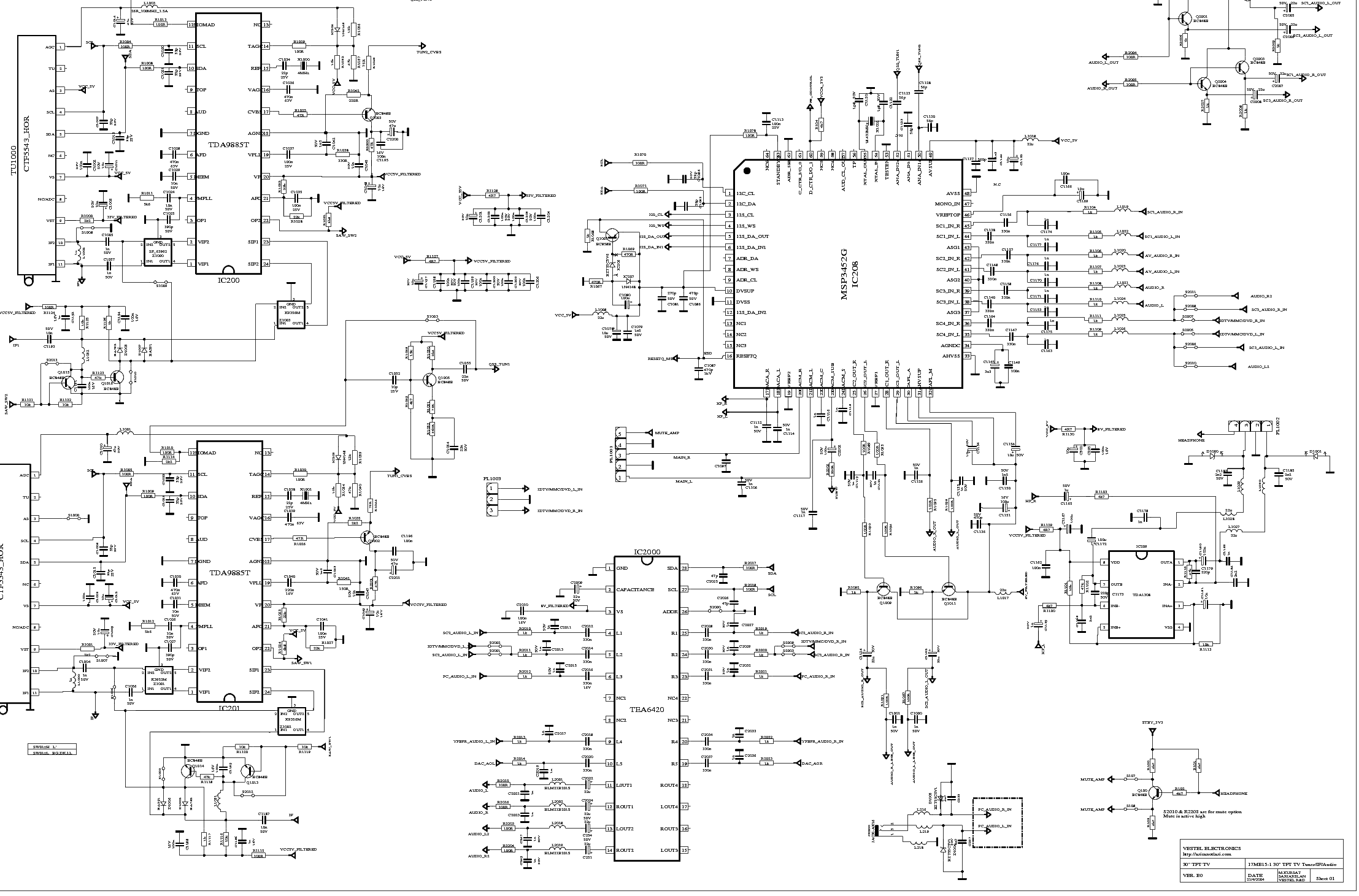 17mb15e 7 Schematic Powerking