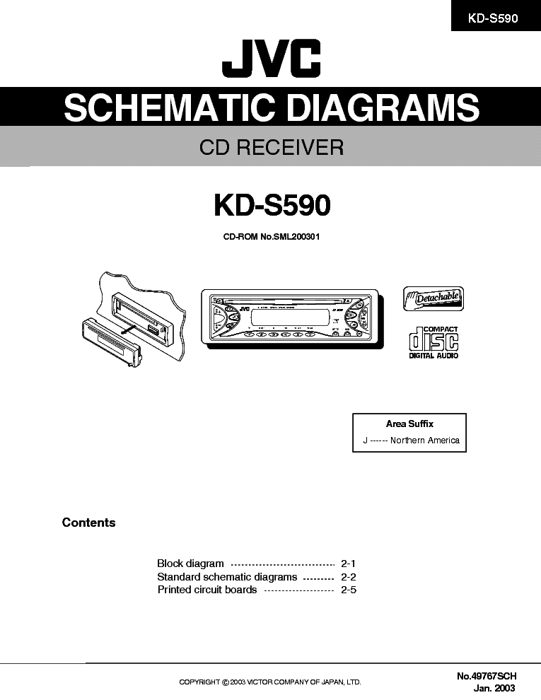 jvc_kd s590_sch.pdf_1?resize\=665%2C861\&ssl\=1 car stereo wiring diagram for jvc kds19 wiring diagram for jvc kd s39 wiring diagram at edmiracle.co