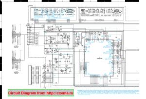KENWOOD KDCMP638U W7041U W7141UY X692 X7009U Service