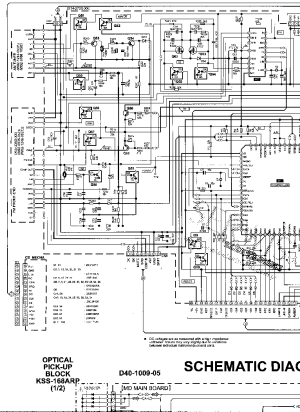 KENWOOD KDC93R Service Manual download, schematics, eeprom, repair info for electronics experts