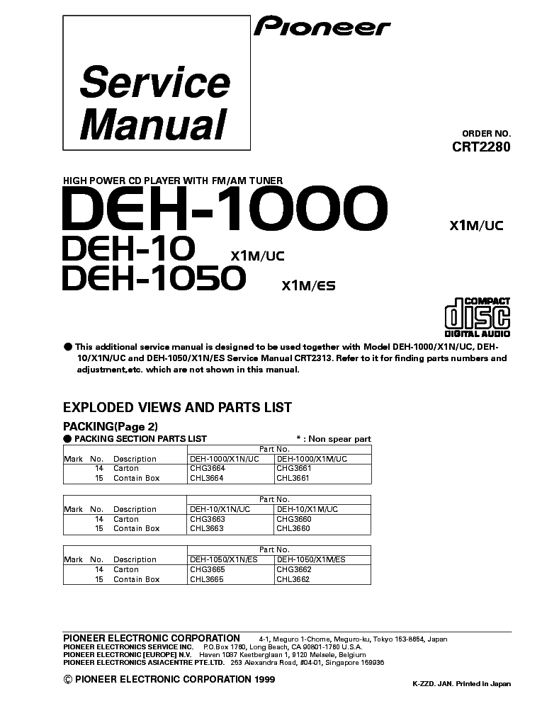 pioneer_deh 1000_deh 10_deh 1050_parts_crt2280.pdf_1?resized665%2C861 pioneer deh 1000 wiring diagram efcaviation com pioneer deh x6600bt wiring diagram at gsmx.co