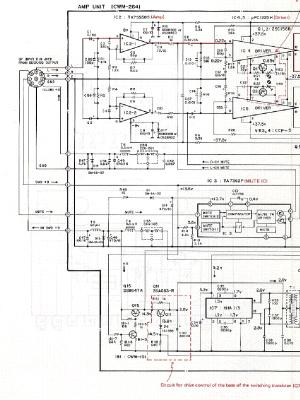 PIONEER GMA200 SCH 2 Service Manual download, schematics