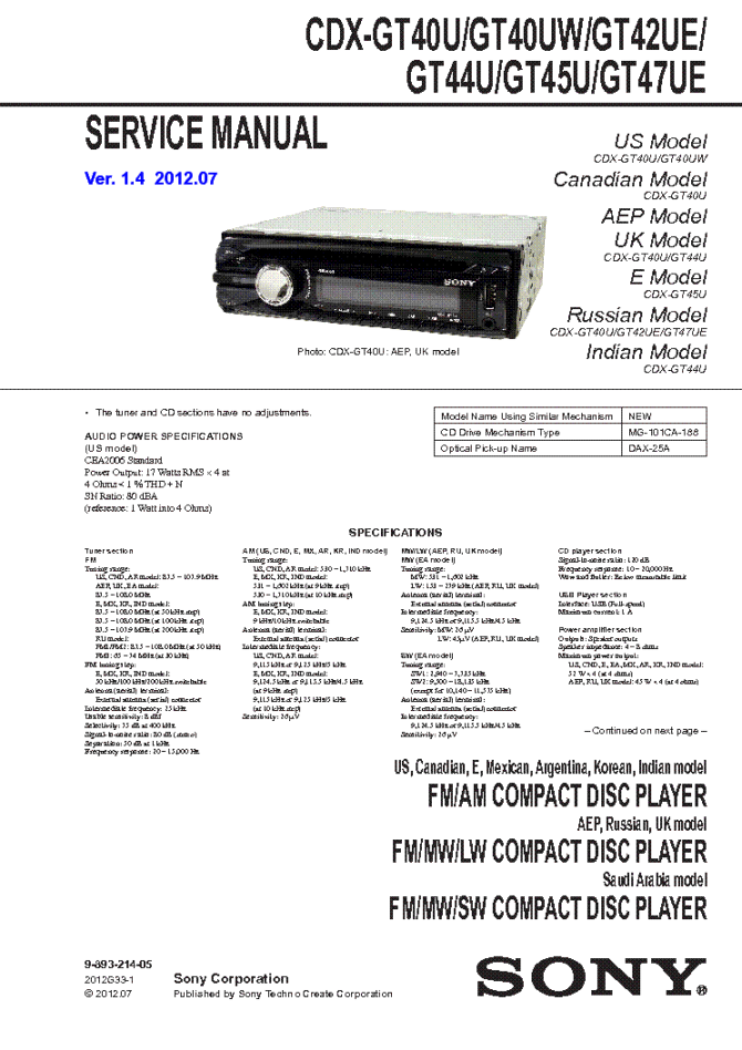sony cdx gt330 wiring diagram colors  benelli 250 wiring
