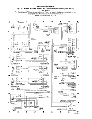 AUDI 80 WIRING DIAGRAM 1992 Service Manual download