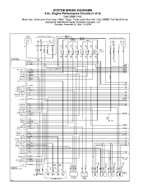 BMW E32 1989 COMPONENT LOCATION Service Manual free