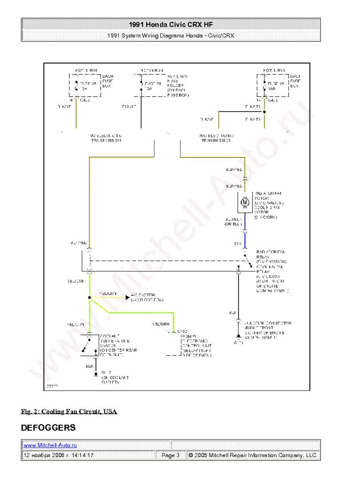 wiring diagram honda crx full hd quality version honda crx