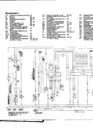 OPEL OMEGA WIRING DIAGRAM Service Manual download